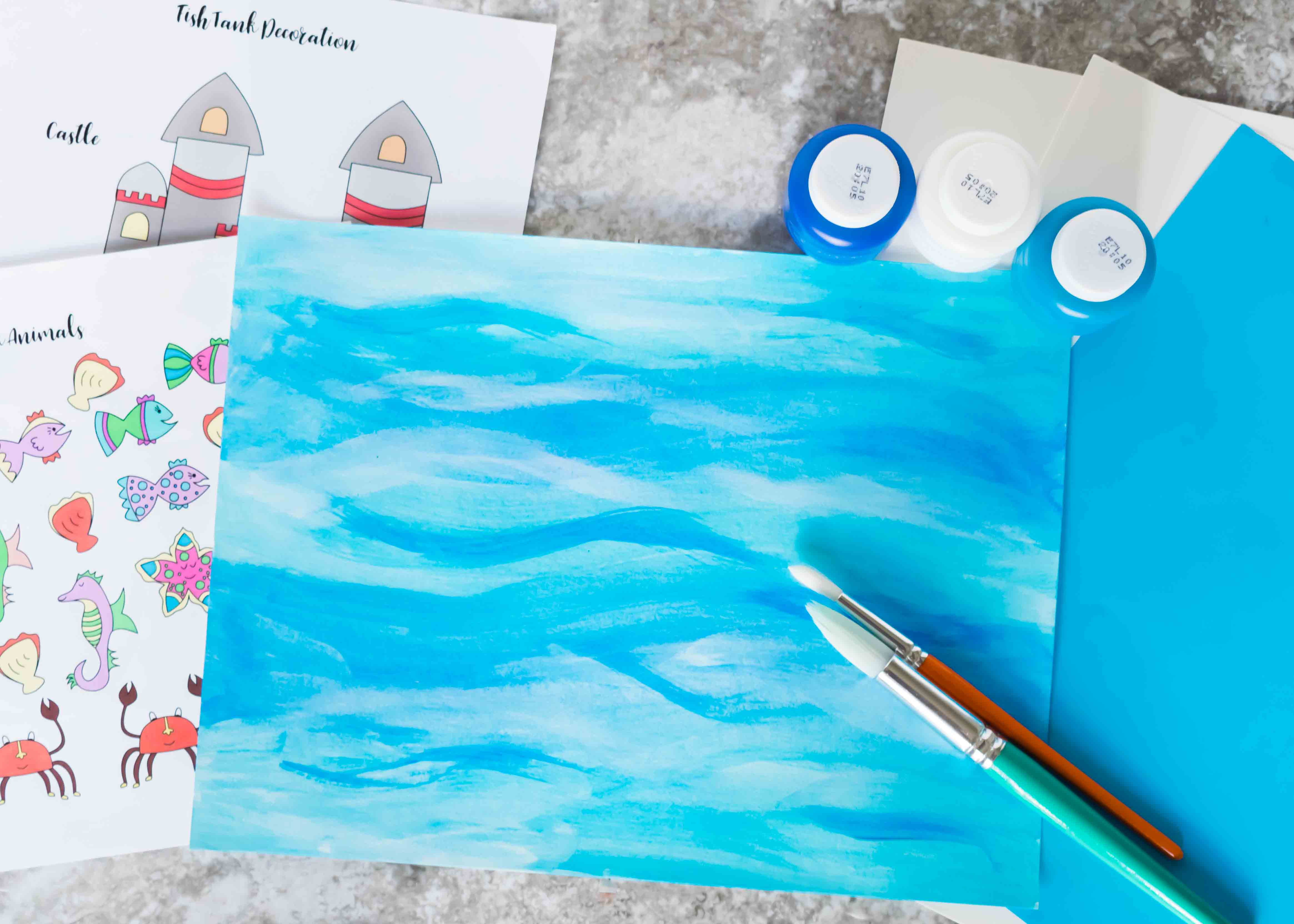 Free Printable Craft Ideas For Preschoolers