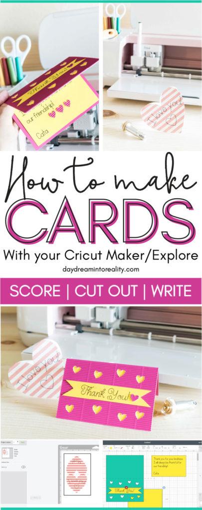Pin It! Learn how to make for any occasion with your Cricut Maker or Explore!  #cricutexplore #cricutmade #cricutmaterials #cricutdesignspace #designspace #cricutexploreair #cricutmaker #cricuttutorials