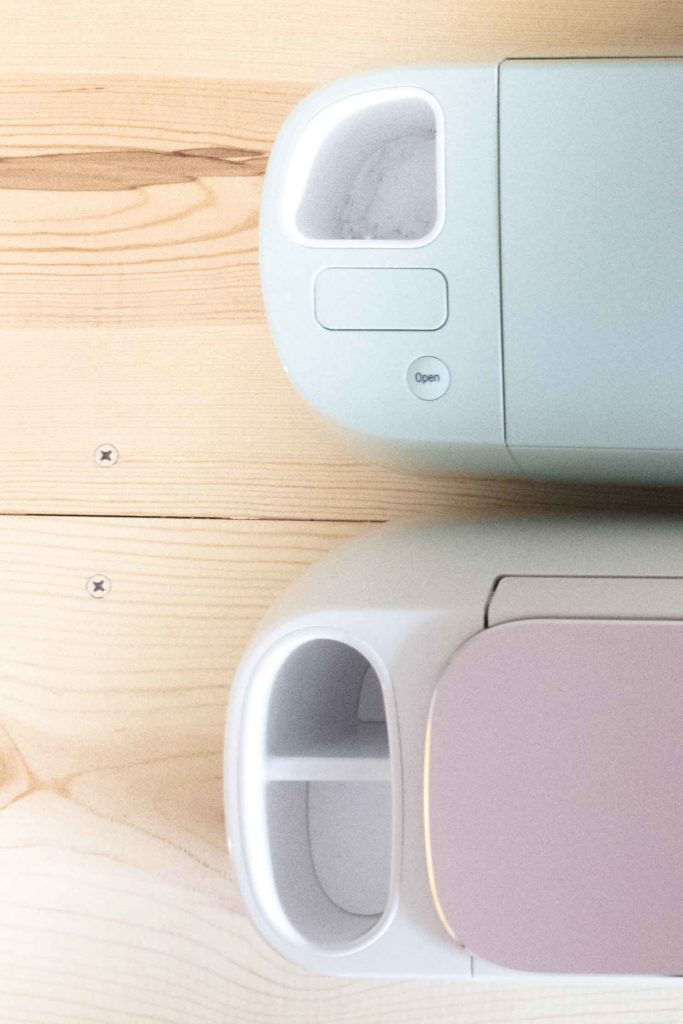 Storage Cricut Maker vs Explore Air 2