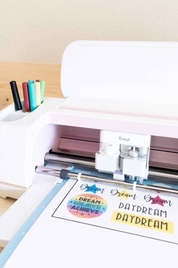How to Print Then Cut with your Cricut | Ultimate Tutorial