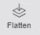 Flatten Icon