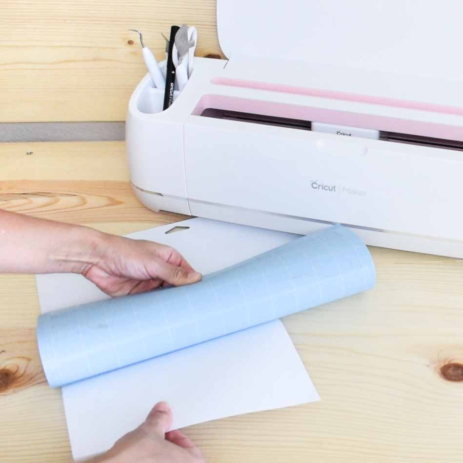 Remove Paper from Cricut Mat