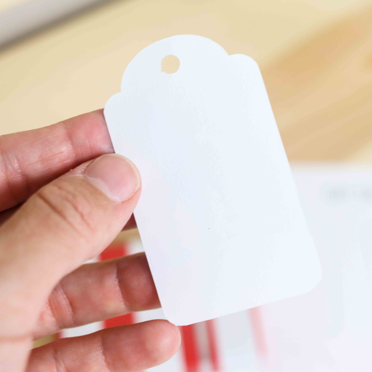 blank Gift Tags Templates Free Printables