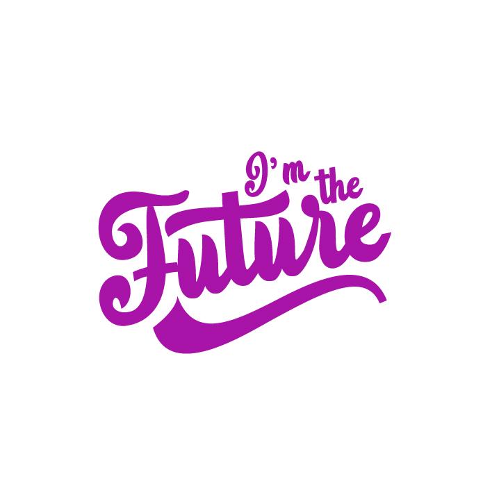 I'm the future free svg
